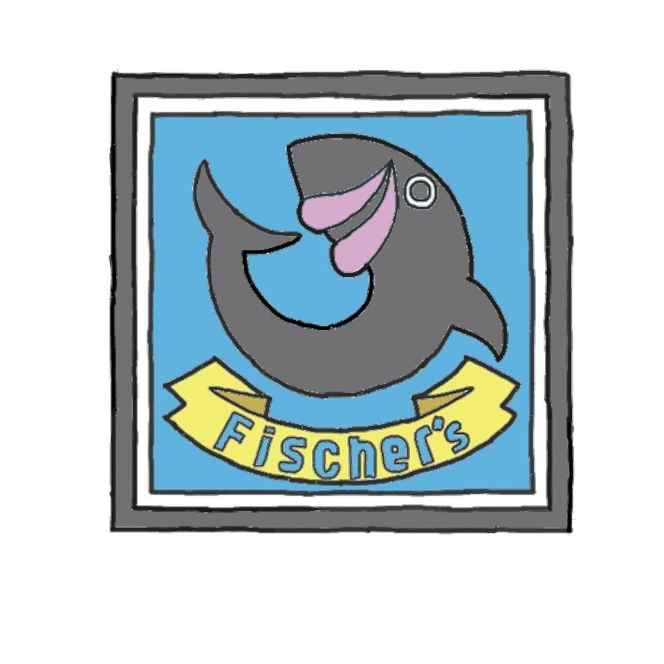 フィッシャーズ ロゴ
