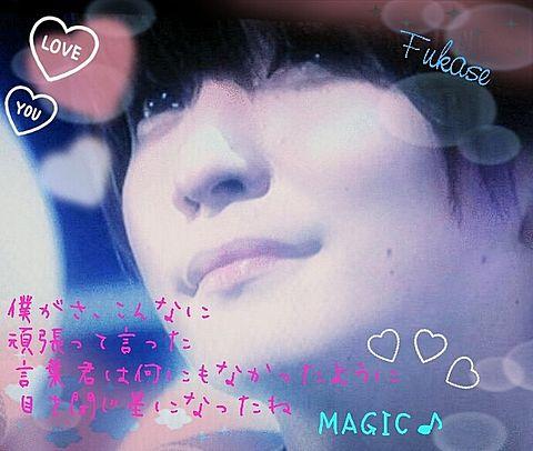 MAGIC(*´∇`)の画像 プリ画像