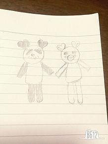 パンダとシロクマの画像(パンダ イラストに関連した画像)
