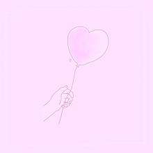ハートの風船♡♡の画像(ふんわりに関連した画像)
