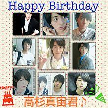 Happy Birthday♪ プリ画像