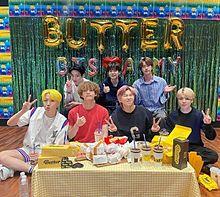 BTS (방탄소년단) プリ画像