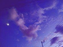 🌃空 [ 日没後 ] プリ画像