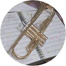 吹奏楽トランペットの画像(トランペットに関連した画像)