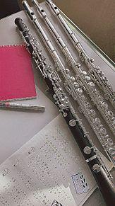吹奏楽フルート、オーボエの画像(吹奏楽に関連した画像)