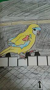 ピアノのとりの画像(プリ画像)