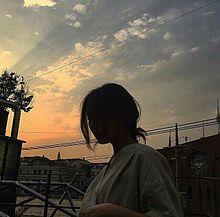Korean girl プリ画像