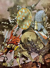 アトロパテネの戦い プリ画像