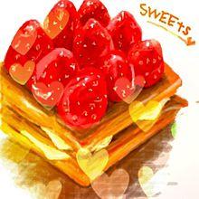 苺ミルフィーユの画像(ルフィーに関連した画像)