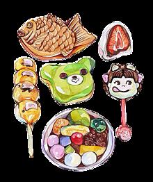 イラスト 和菓子の画像19点完全無料画像検索のプリ画像bygmo
