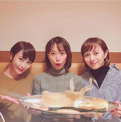 清川あさみ、戸田恵梨香、比嘉愛未ーかわいいーーー!の画像(プリ画像)