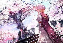 東方Project《妖夢 幽々子 紫》の画像(プリ画像)