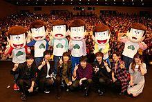 おそ松さん 第2期スペシャルイベントの画像(遠藤綾に関連した画像)