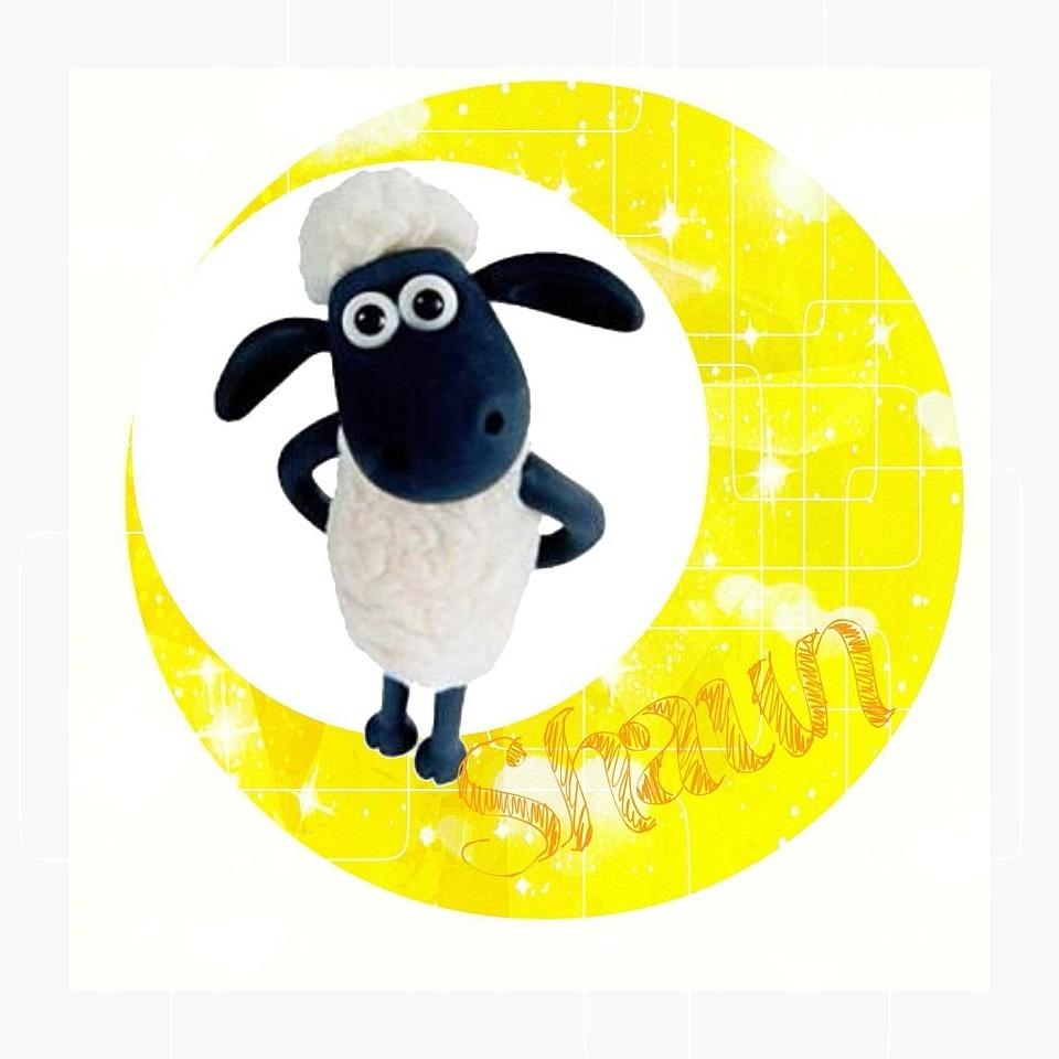 羊のショーン 月アイコン 56726421 完全無料画像検索のプリ画像 Bygmo