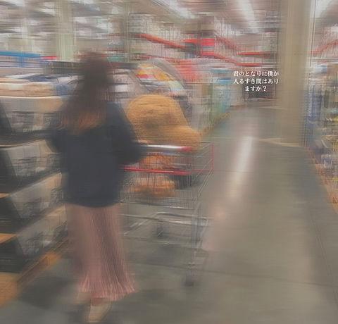 Costco コストコ 熊 後ろ姿 ブレ 映えの画像 プリ画像