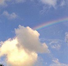 虹 雲 空 光 景色 綺麗 カップル 青春 背景の画像(リアに関連した画像)