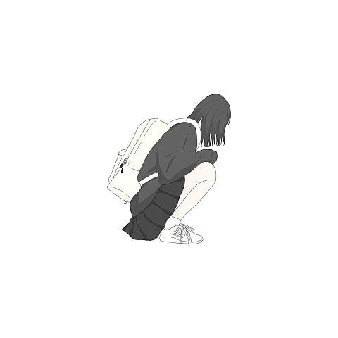 リクエスト リュック 青春 友達 美男美女 スカート オシャレの画像(プリ画像)