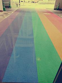 虹の画像(韓国風に関連した画像)