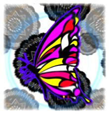 てふてふ(蝶々)の画像(蝶々に関連した画像)