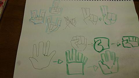 手!の画像(プリ画像)