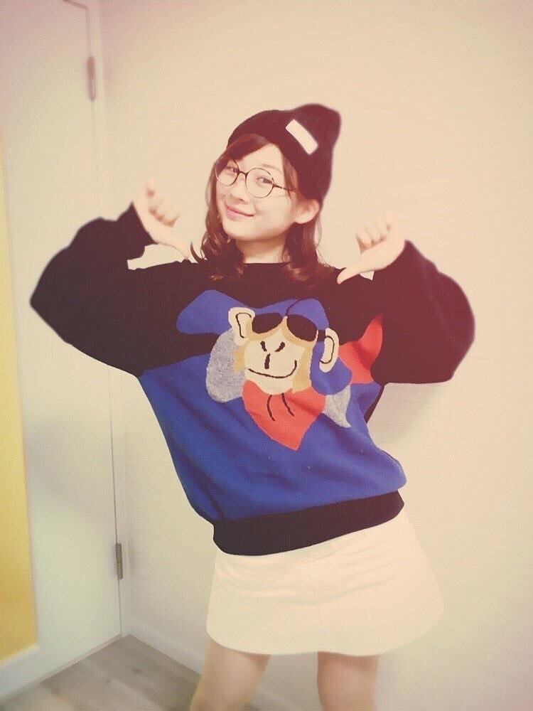 伊藤沙莉のセーター