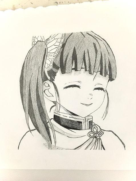 鬼 滅 の 刃 カナヲ イラスト