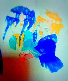 3色でカノキドの画像(プリ画像)