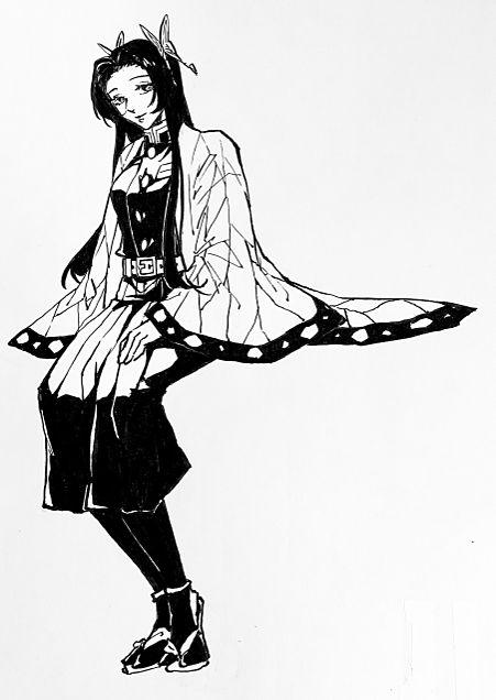 胡蝶カナエの画像(プリ画像)
