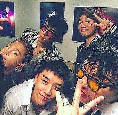 仲良しBIGBANG大好き♡の画像(プリ画像)