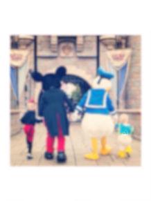 ドナルドダックorミッキーマウスの画像(プリ画像)