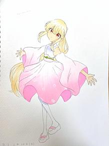 桜モチーフ プリ画像