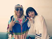 DJ KOO 飯豊まりえの画像(DJ KOOに関連した画像)