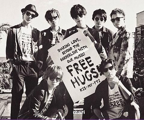 FREE  HUGS!の画像 プリ画像