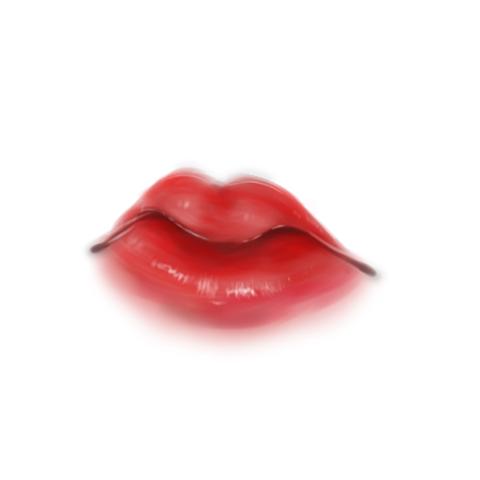 唇練習の画像 プリ画像