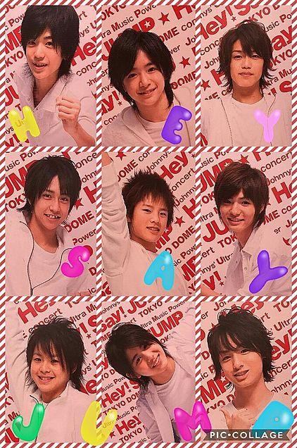 平成 ジャンプ デビュー 祝!Hey! Say! JUMPデビュー10周年「今さら聞けない質問7」名前の由来って?