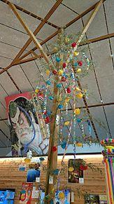 ジェラート屋 ソフトクリーム 七夕 ブルーベリーみるくの画像(ジェラートに関連した画像)
