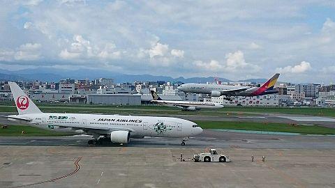 福岡空港ベストショットの画像(プリ画像)