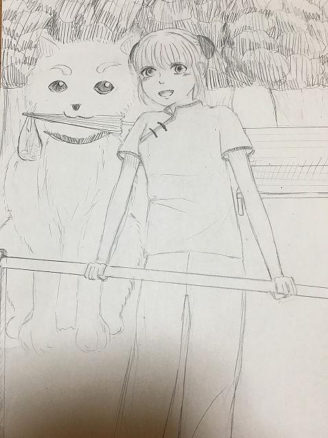 神楽ちゃんの画像 プリ画像