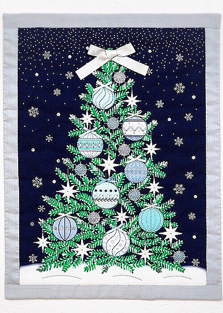 クリスマスツリーのタペストリー  ハートのいいねを押してね!の画像 プリ画像