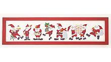 クリスマスのおしゃれな手芸 画像右下のハートを押してねの画像(手芸に関連した画像)
