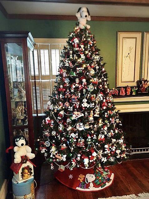 かわいいスヌーピー クリスマス 画像右下のハートを押してね