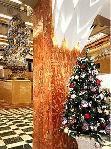 クリスマスツリー  日本橋三越  写真右下のハートを押してねの画像(日本橋に関連した画像)