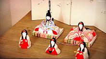 雛人形  写真右下のハートを押してねの画像(人形に関連した画像)