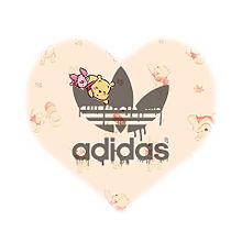 adidas♡ほんわかはーと**❤ の画像(プーさん はちみつに関連