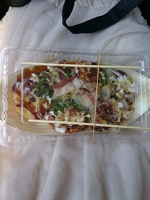5/31(日) たこ焼き たい焼き パンセ 贅沢チーズの画像 プリ画像