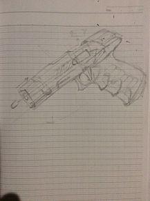 オリジナル銃の画像(プリ画像)