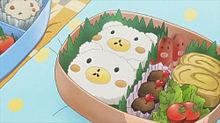 可愛いお弁当の画像(キャラ弁に関連した画像)
