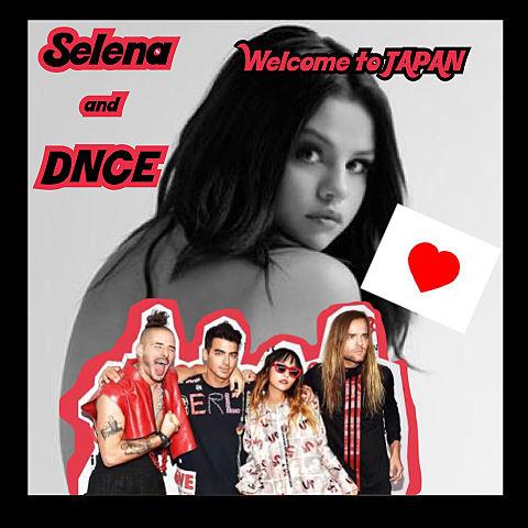 Selena Gomez&DNCEの画像(プリ画像)