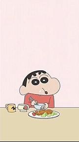 しんちゃんご飯♡の画像(おいしいに関連した画像)