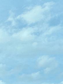 夏の青空 プリ画像